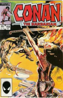 Las Crónicas de Conan #21