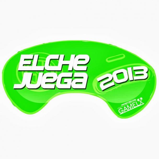El simpático logotipo de Elche Juega 2013