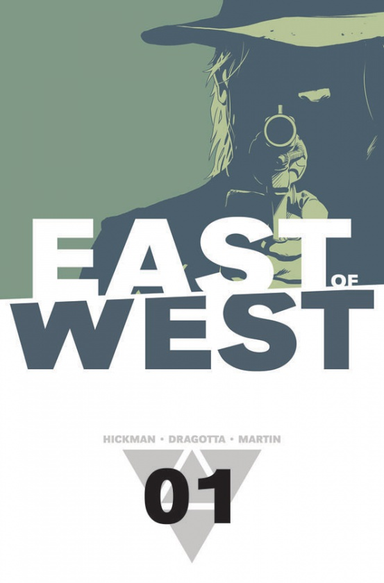 Portada de East of West
