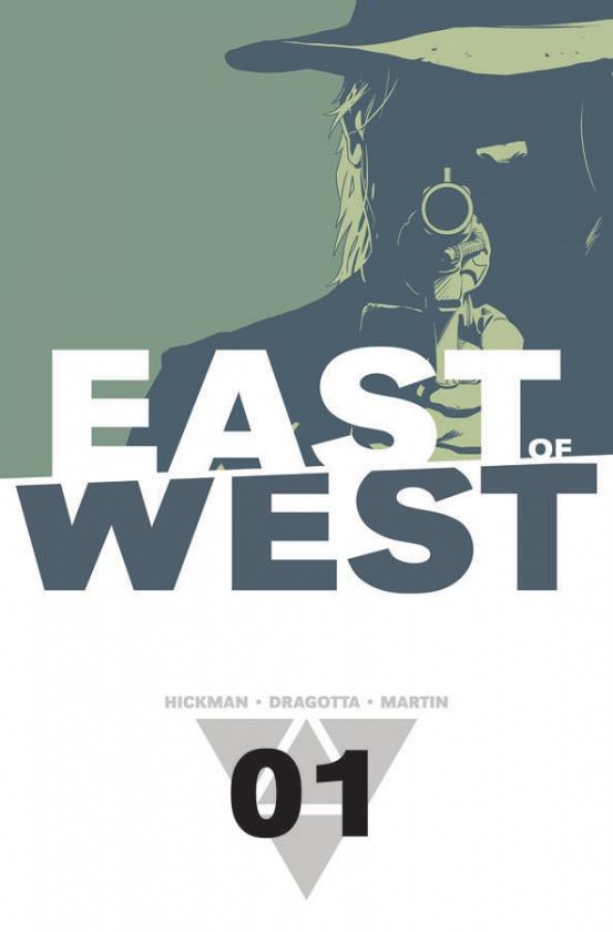 Portada de East of West