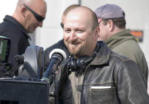 El director Neil Marshall