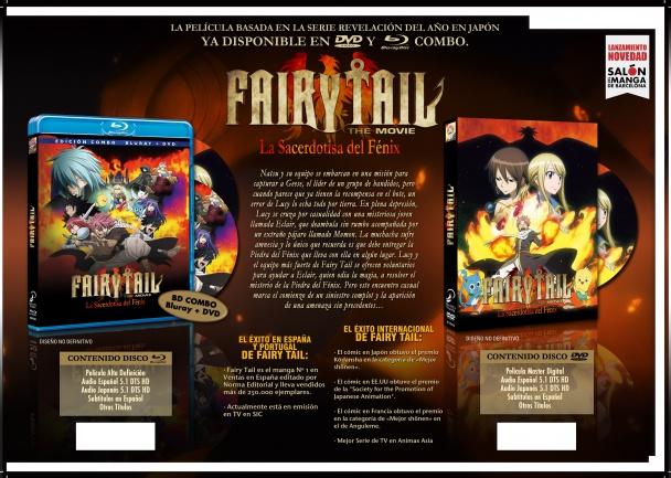 Fairy Tail PELI