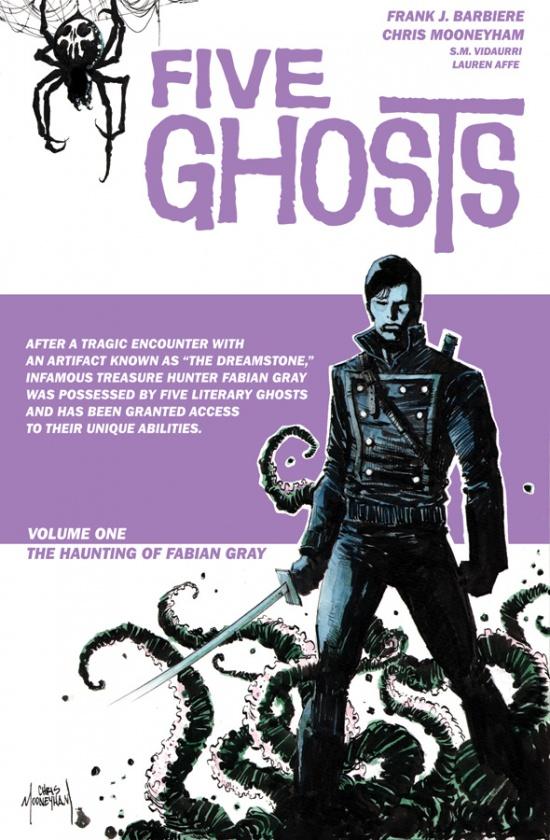 Five-ghosts-volume-1