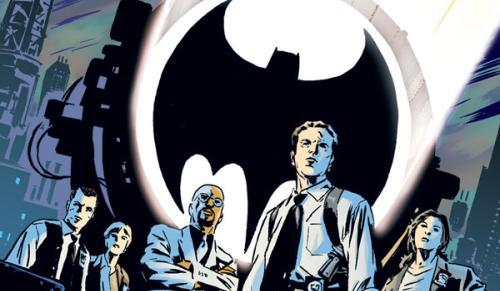 Gotham Central HC v1
