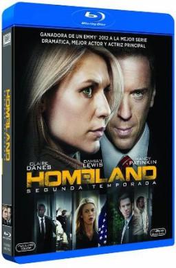 Homeland Blu-Ray