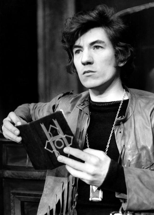 Sí, señoras y señores: Ian McKellen fue joven una vez