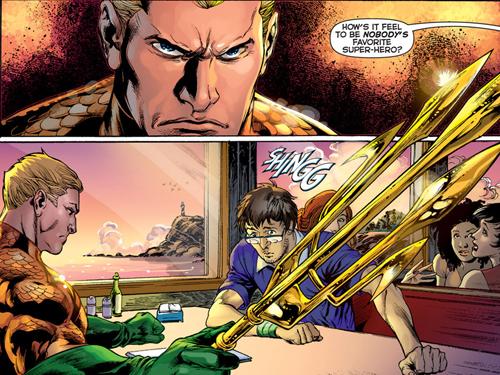 Imagen Cómic Aquaman