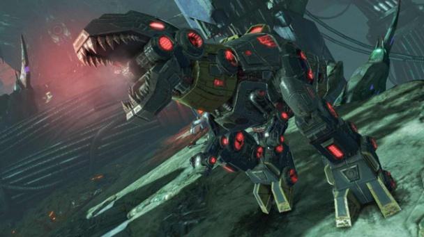 Imagen Dinobots