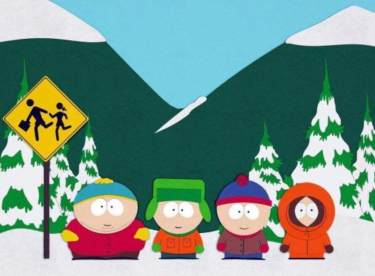 Imagen South Park