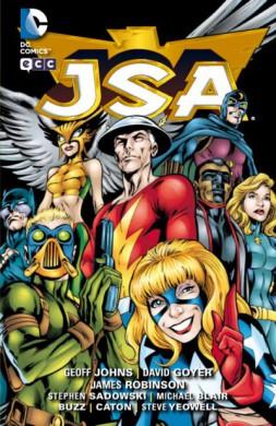 JSA de Geoff Johns #2