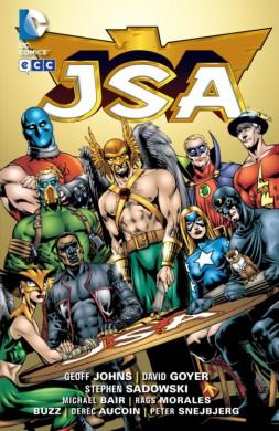 JSA de Geoff Johns #3