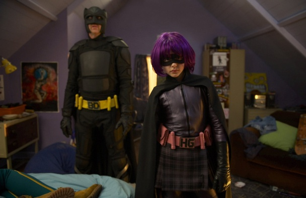 Big Daddy y Hit-Girl