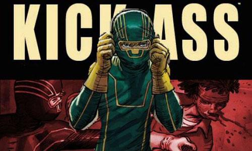 Kick ass Comic