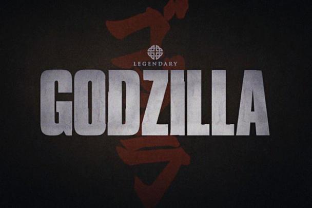 Letrero Godzilla