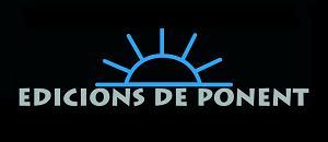 Logo Editorial Edicions de Ponent