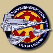Logo Spanish Garrison