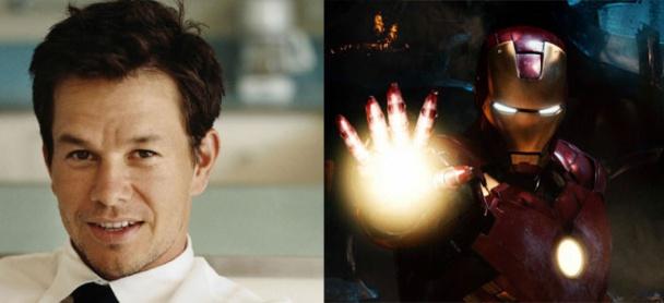 Mark Wahlberg - Iron Man