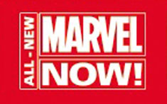 Marvel now all new cover