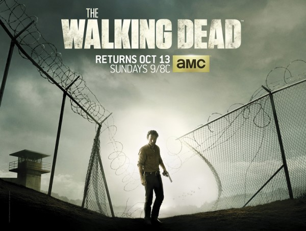 Póster Temporada 4 The Walking Dead
