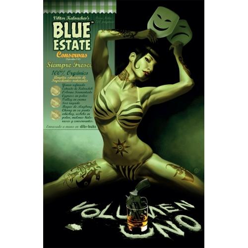 Portada Blue Estate