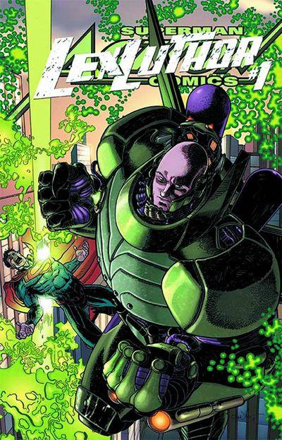 Portada de Action Comics #23.3