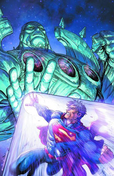 Portada de Action Comics #24