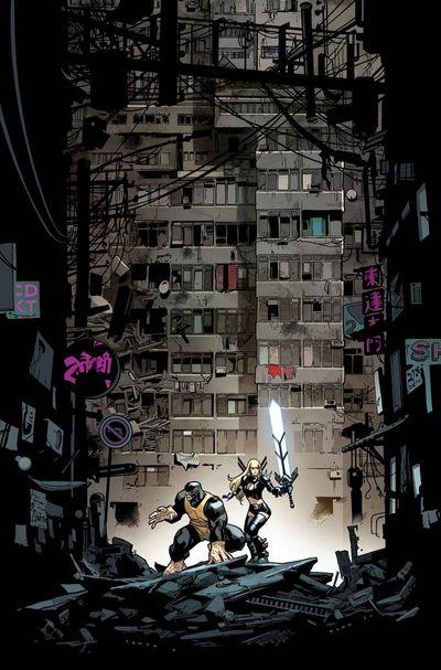 Portada de All New X-Men #17