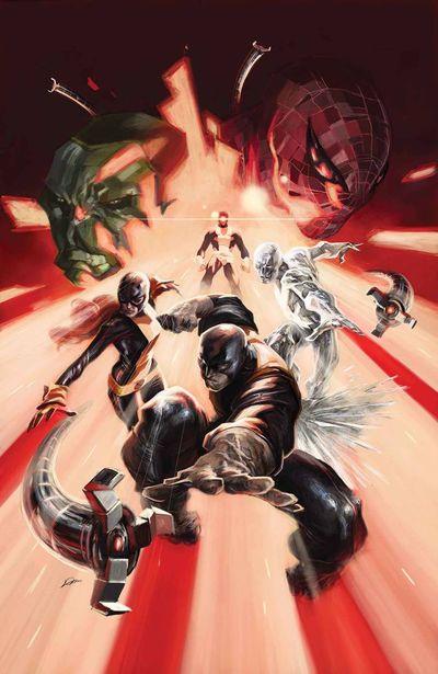 Portada de All New X-Men Special #1
