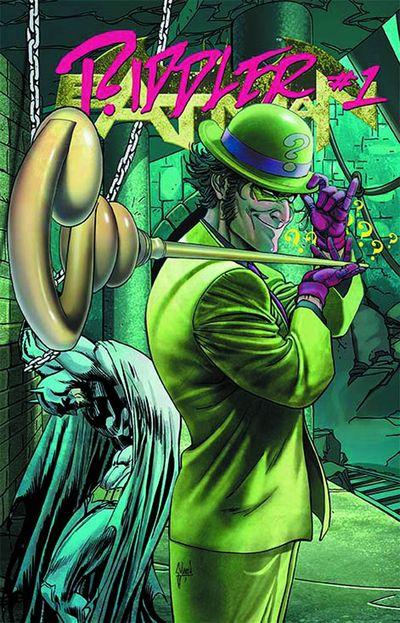 Portada de Batman #23.2