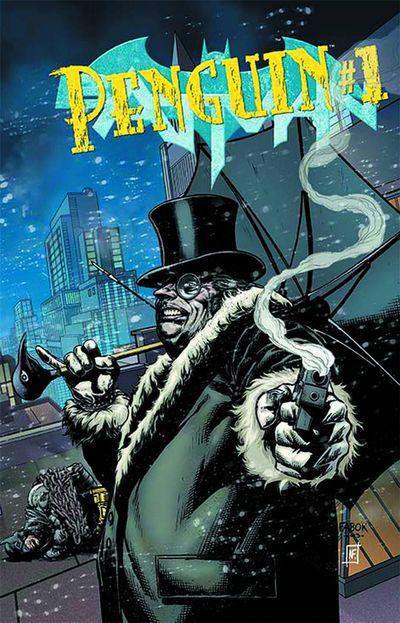 Portada de Batman #23.3