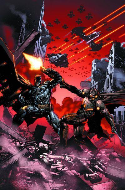 Portada de Detective Comics #24