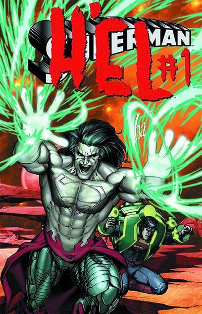 Portada de Superman #23.3