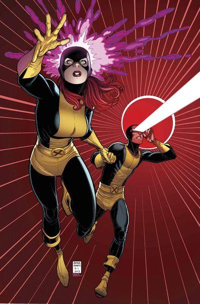 Portada de X-Men #5