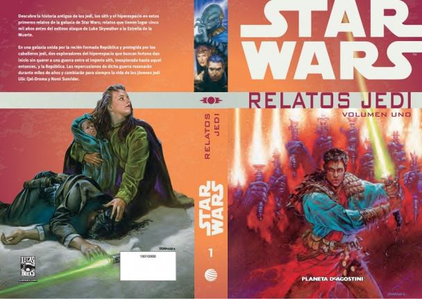 Star Wars: Relatos Jedi #1