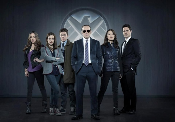 Reparto de Agentes de SHIELD