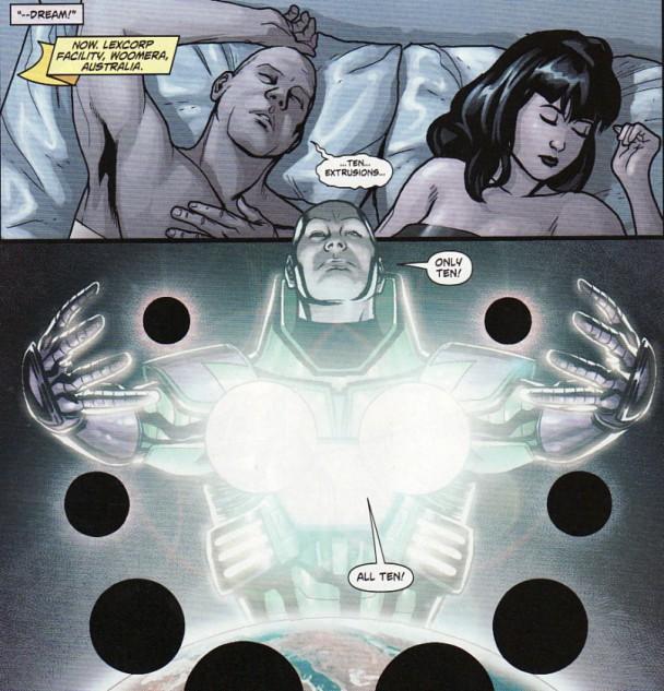 Superman: El Anillo Negro