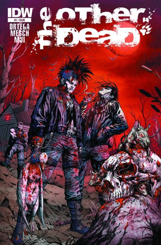 Portada de The other dead