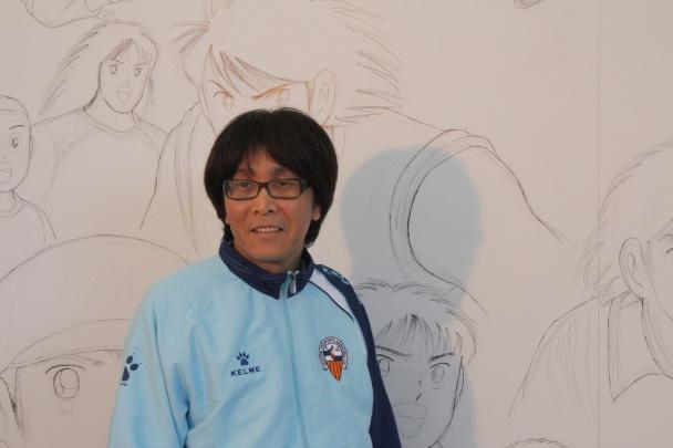 Yoichi Takahashi el año pasado en Sabadell