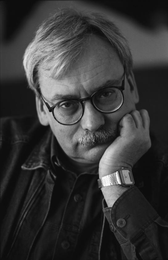 Andrzej Sapkowski, autor de la Saga de Geralt de Rivia, la trilogía de los husitas, Narrenturm y más