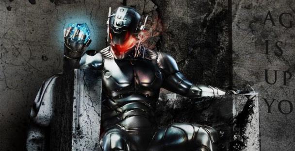 Poster hecho por fans de Avengers: Age of Ultron