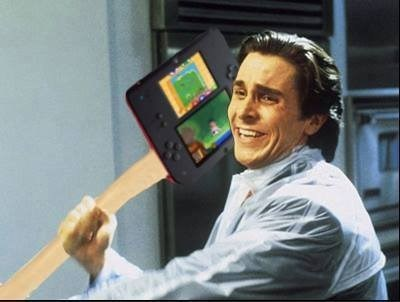 christian bale american psycho 2ds