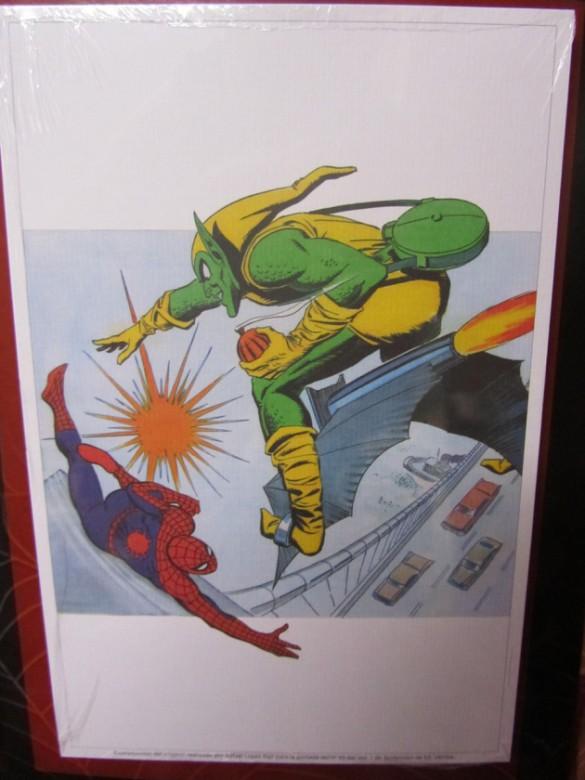 coleccionable spiderman 2