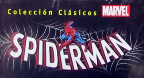coleccionable spiderman cover
