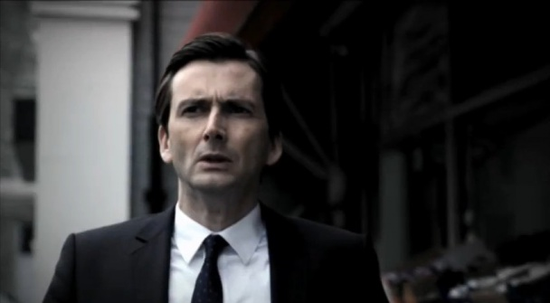 The Escape Artist, con David Tennant