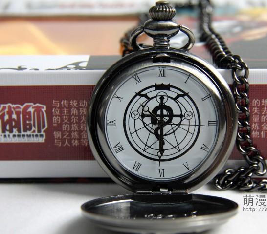El deseado reloj de Fullmetal para todos los fans