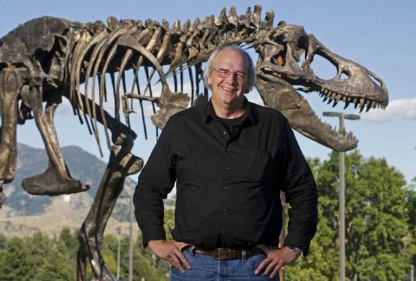 """El paleontólogo Jack Horner, a quien debemos mucho el éxito de la saga de """"Jurassic Park"""""""
