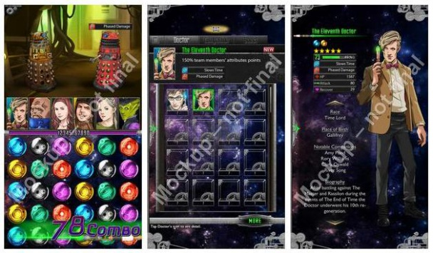 juego moviles doctor who