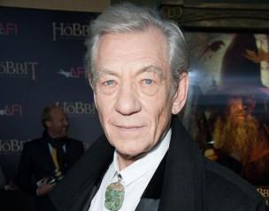 Ian McKellen al natural