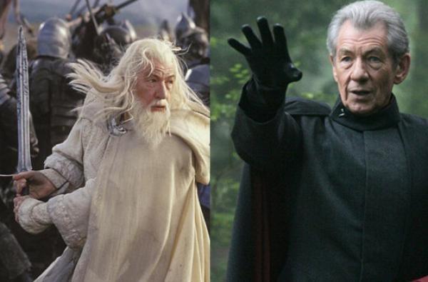 Los personajes más frikis de Ian McKellen no necesitan presentación