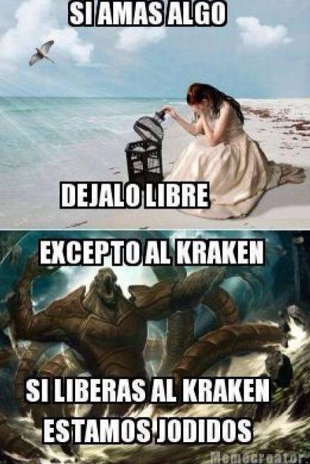 nunca-liberes-al-kraken